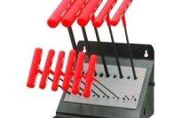 Eklind Tool 60814 Power-T Ball Hex Key Set