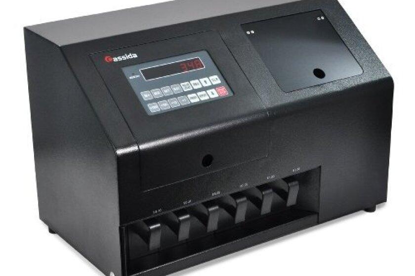 Cassida Coin Counter (C900)