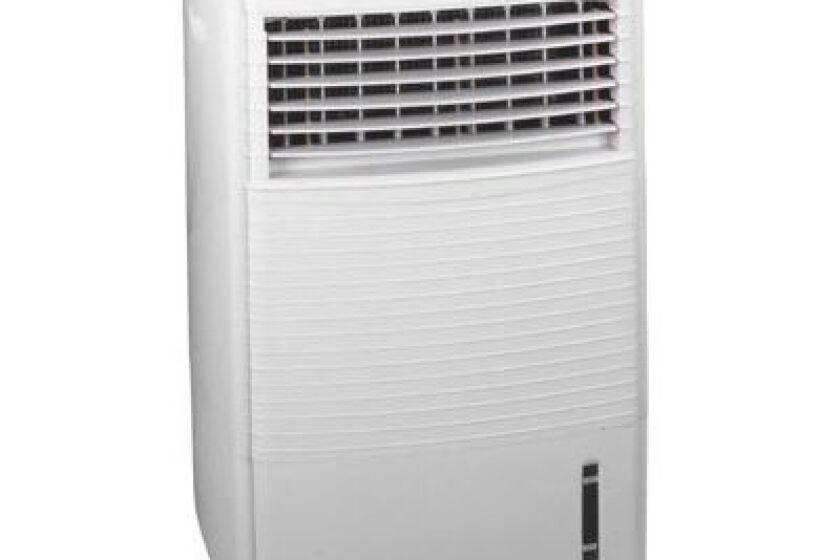 Sunpentown SF609 Evaporative Air Cooler with Humidifier