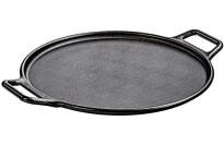 "best Lodge P14P3 14"" Cast Iron Pizza / Bake Pan"