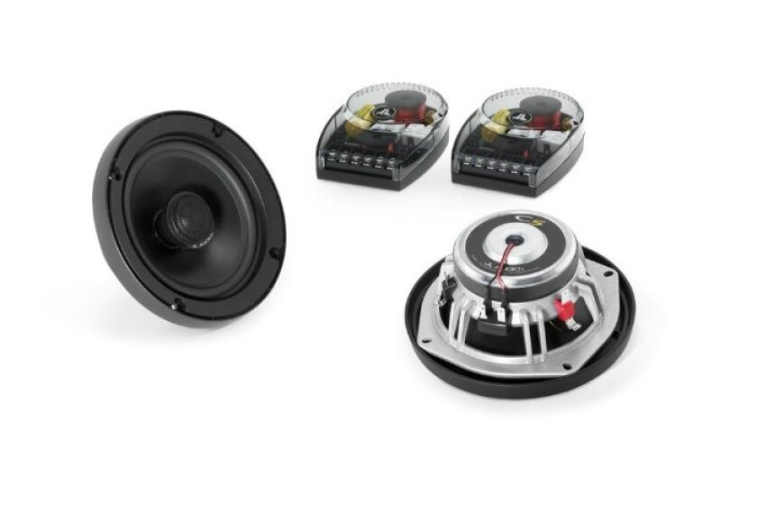 JL Audio C5-650x Coaxial Speakers