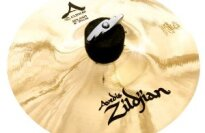"Zildjian A Custom Splash 8"" Cymbal"
