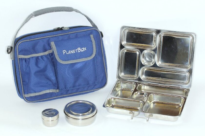 PlanetBox Launch Complete Lunch Box
