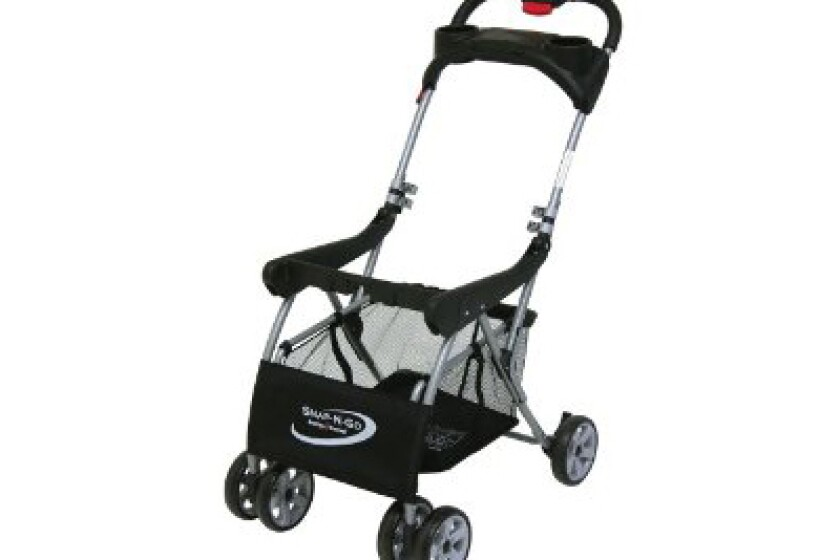 Baby Trend Snap-and-Go SX Universal Car Seat Carrier