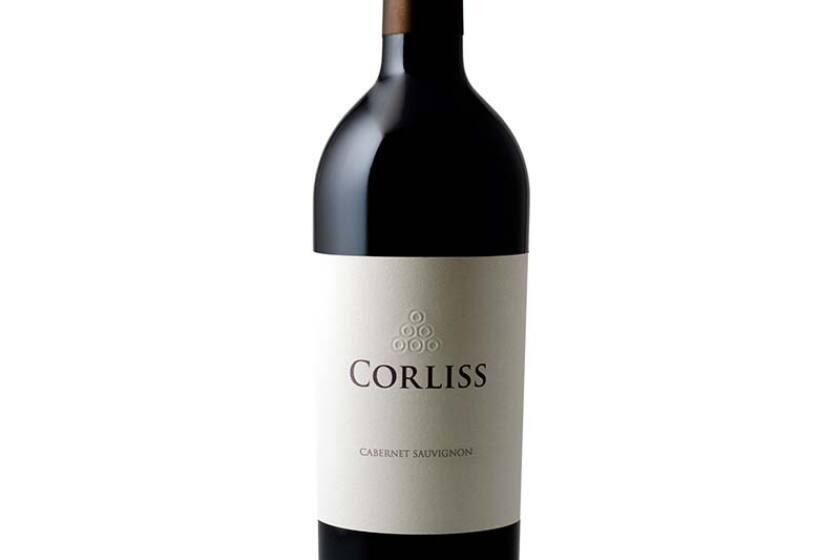 Corliss Estates Cabernet Sauvignon '08