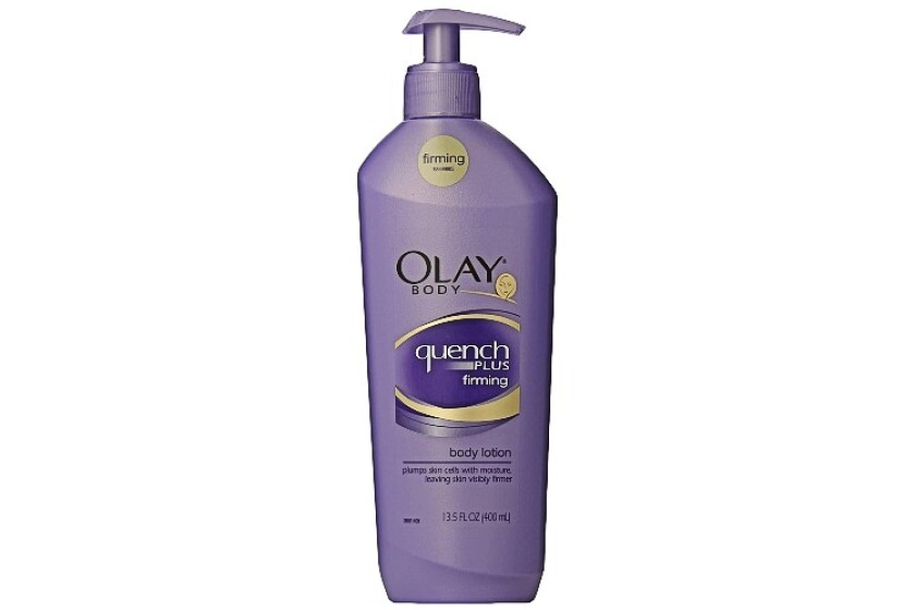 best Olay Quench Plus Age Defying Body Lotion