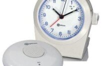 Amplicom TCL100 Amplified Analog Alarm Clock