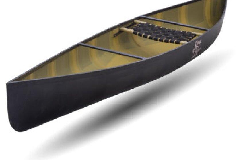 Wee Lassie River Canoe