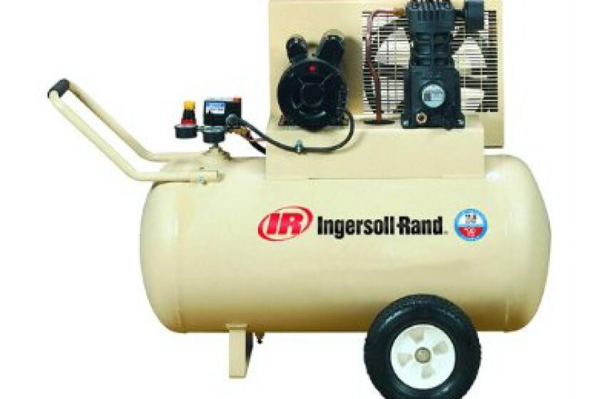 Ingersoll Rand SS3F2-GM, Garage Mate 15 Amp, 2 HP 30 Gallon Air Compressor