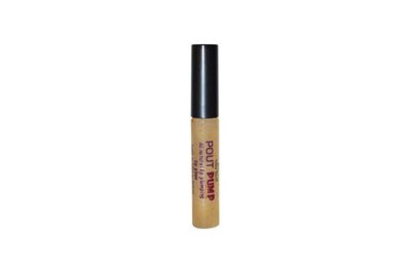 Pout Pump By Diva Stuff, All Natural Lip Plumping & Conditioning Gloss