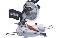 "Genesis 10"" 15-Amp Compound Miter Saw with Laser"