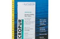 Katadyn Micropur Water Purifier Tablets