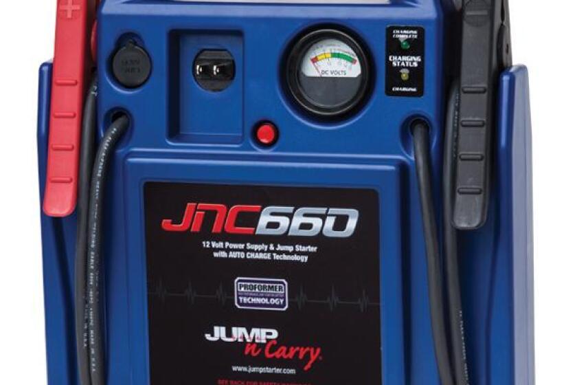 Jump-N-Carry JNC660 Jump Starter