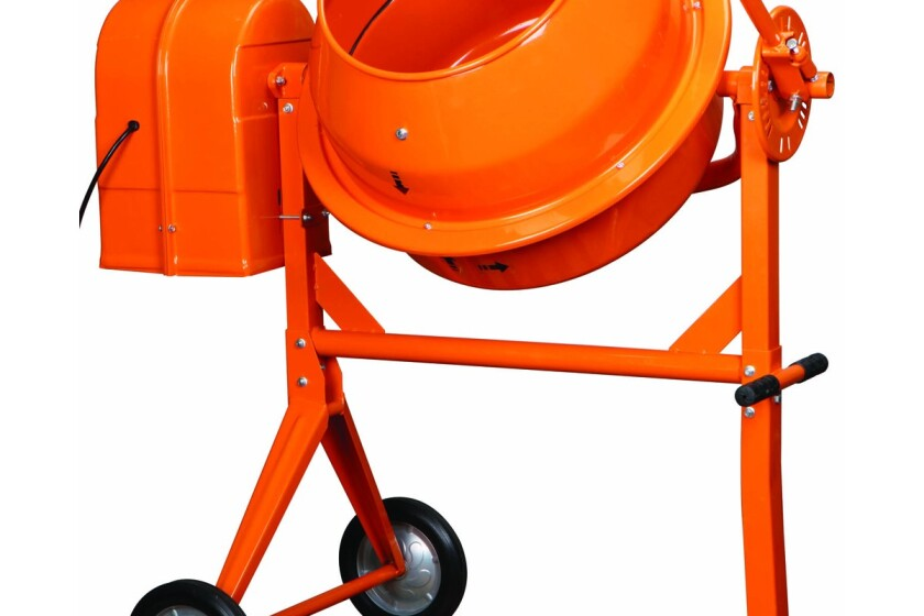 Central-Machinery 3-1/2 Cubic Ft. Cement Mixer 67536