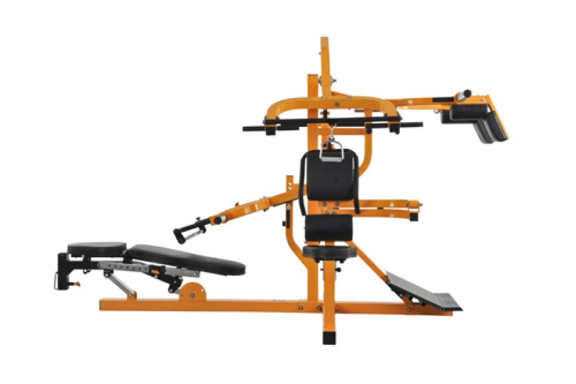 Powertec Fitness Workbench Multi System