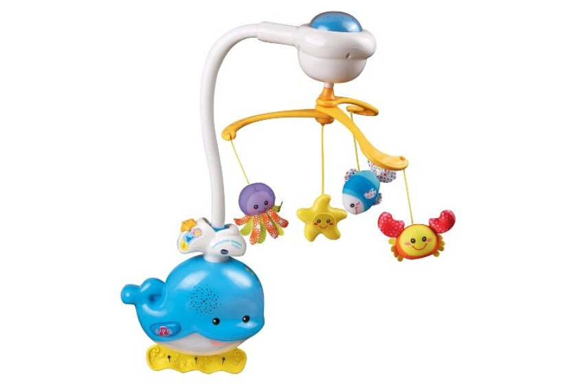 best VTech Baby Soothing Ocean Slumbers Musical Mobile