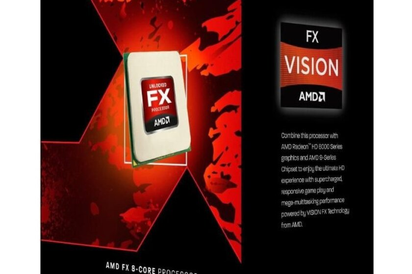 AMD FD8350FRHKBOX FX-8350 FX-Series 8-Core Black Edition
