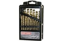 best Craftsman 9-64073 Titanium Coated Drill Bit Set