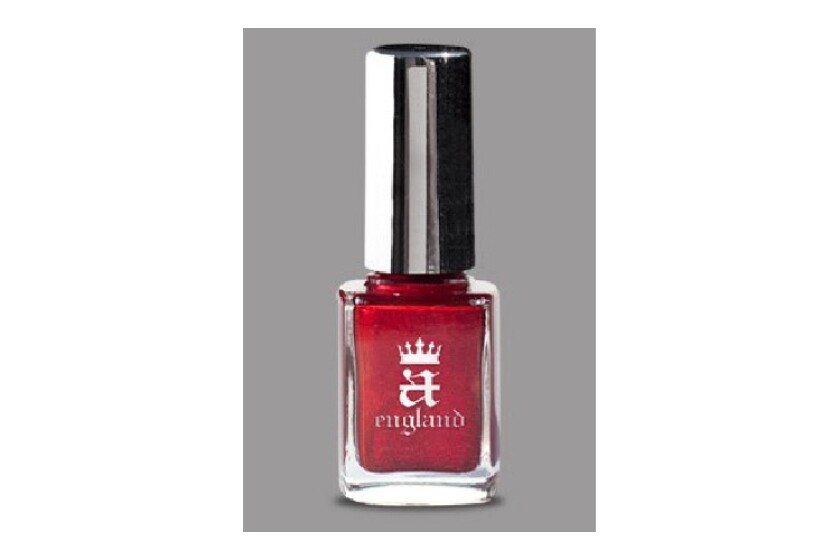 best A England Nail Lacquer in Perceval Nail Polish