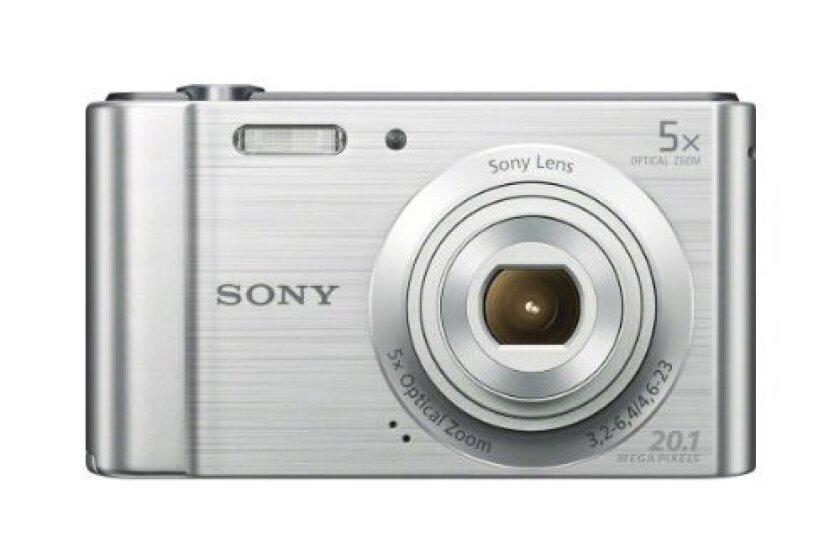 Sony W800 20 MP Digital Camera