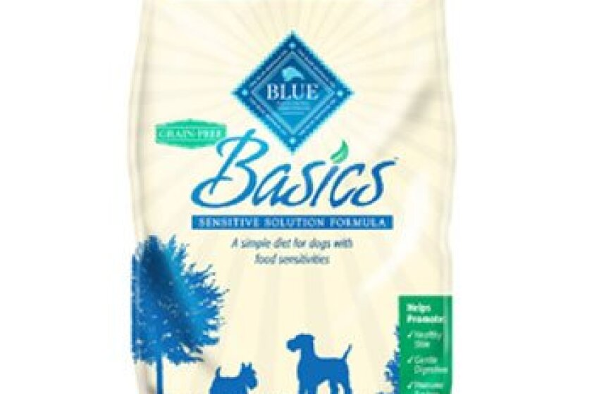 Blue Buffalo Basics Grain Free Turkey and Potato Recipe Adult Dry Dog Food