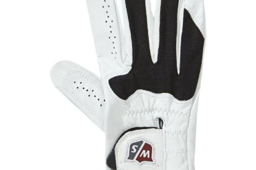 Wilson Sporting Goods Staff Conform Golf Glove