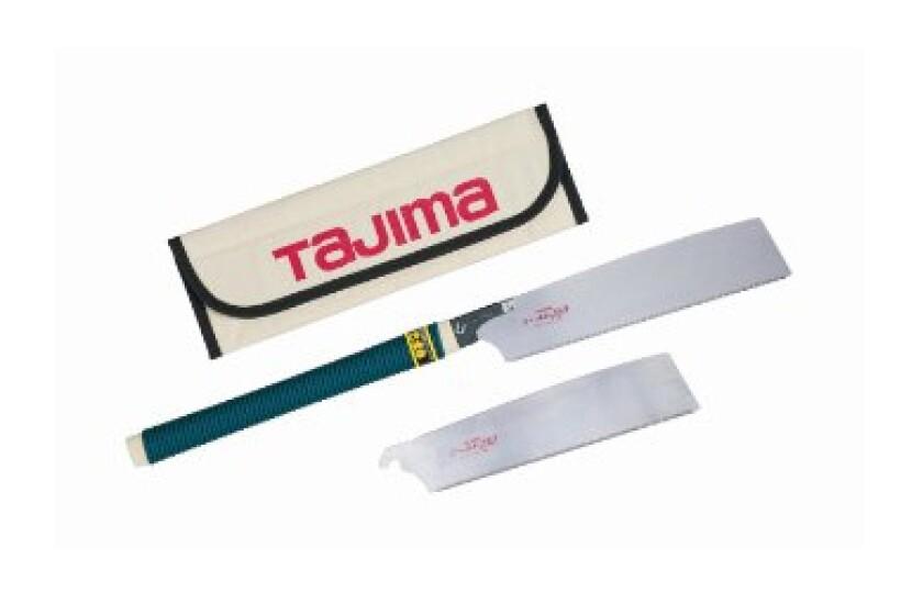 Tajima JPR-SET Rapid Pull Saw Set with 15 TPI and 18 TPI Blades