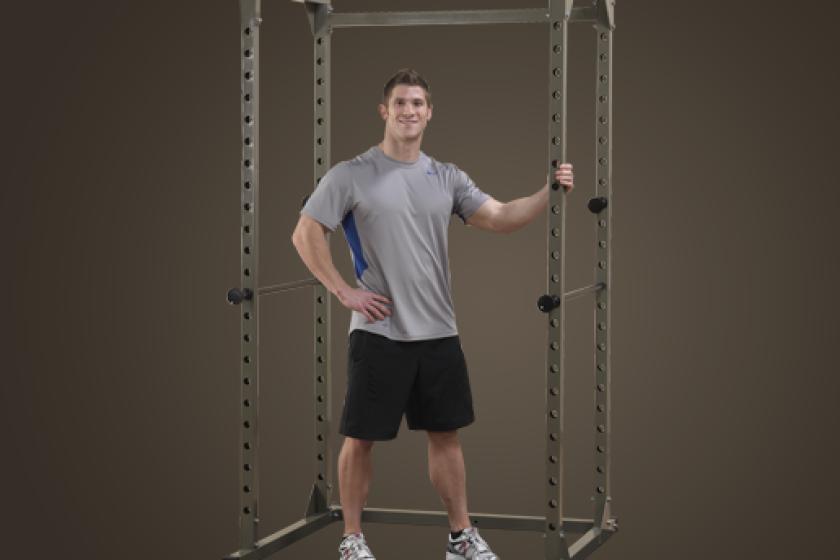 Body Solid BFPR100 Power Rack