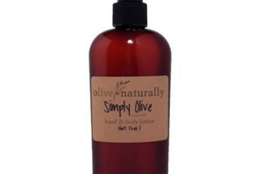 Olive Naturally Simply Olive Unscented Hand & Body Lotion