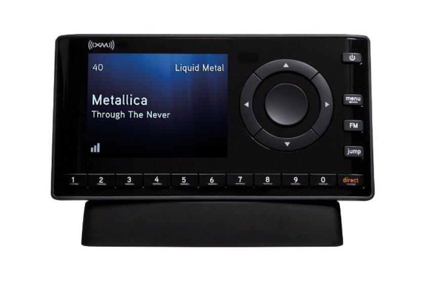 Sirius XM Onyx Radio with Home Kit