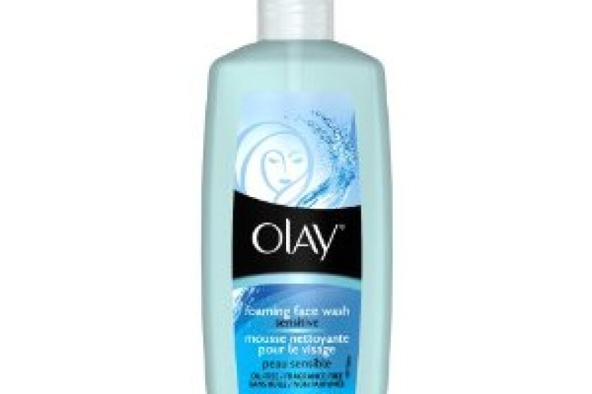 Olay Foaming Face Wash, Sensitive Skin