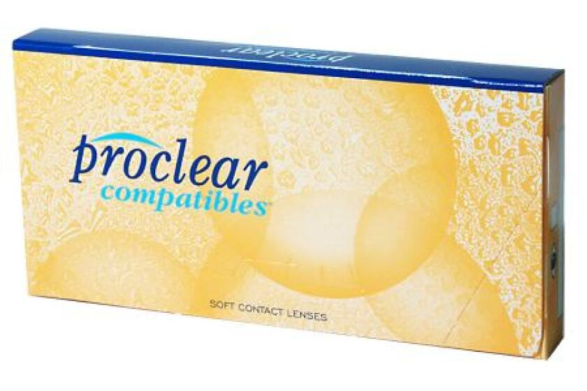 Proclear Comptibles Contact Lenses
