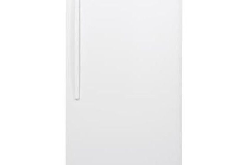GE 21.0 Cu. Ft. Upright Freezer - FUM21DHRWW