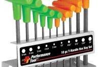 Wilmar W80277 Hex Key Set