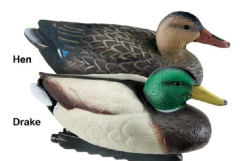 ReadHead Floating Duck Decoy/ Magnum Mallard