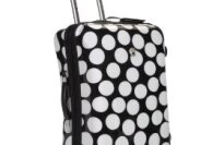 International Traveller Dots 21 Expandable Hardside Upright Luggage