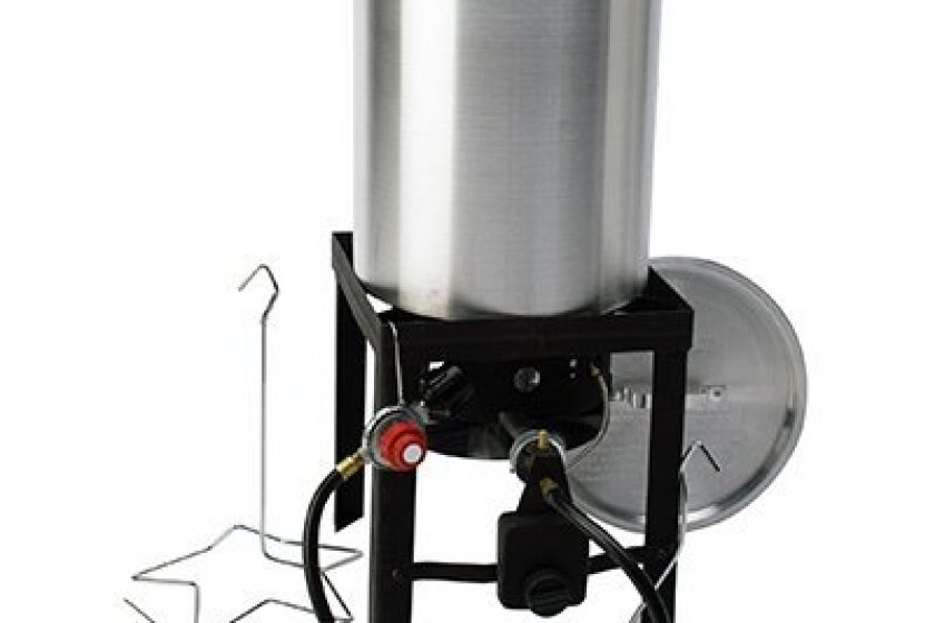 Kamp Kitchen 30-Quart Gas Fryer