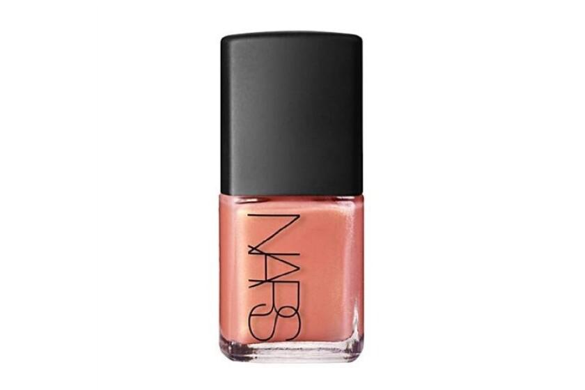 best NARS Cosmetics Nail Polish Disco Inferno