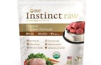 Nature's Variety Instinct Raw Organic Chicken Formula
