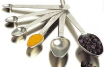 Amco Measuring Spoons, Set of 6