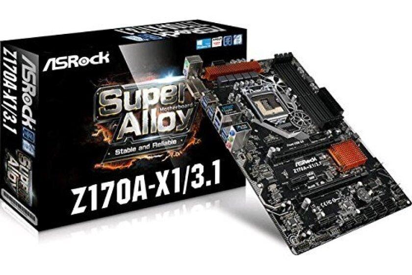 ASRock Z170A-X1/3.1 ATC Motherboard