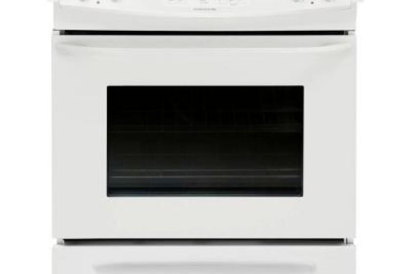 Frigidaire 4.6 Cu. Ft. Electric Slide-In Coil Range - FFES3015PW