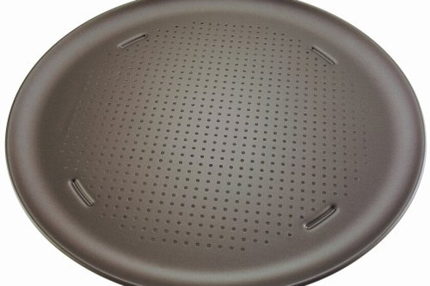 T-Fal AirBake Ultra Insulated Nonstick Perforated Pizza Pan