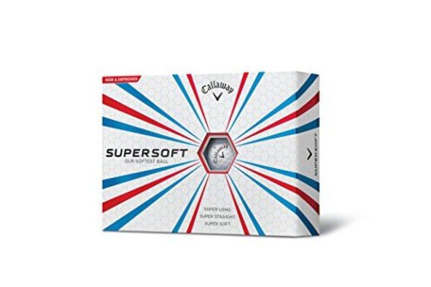 Callaway Supersoft 2015 Golf Balls