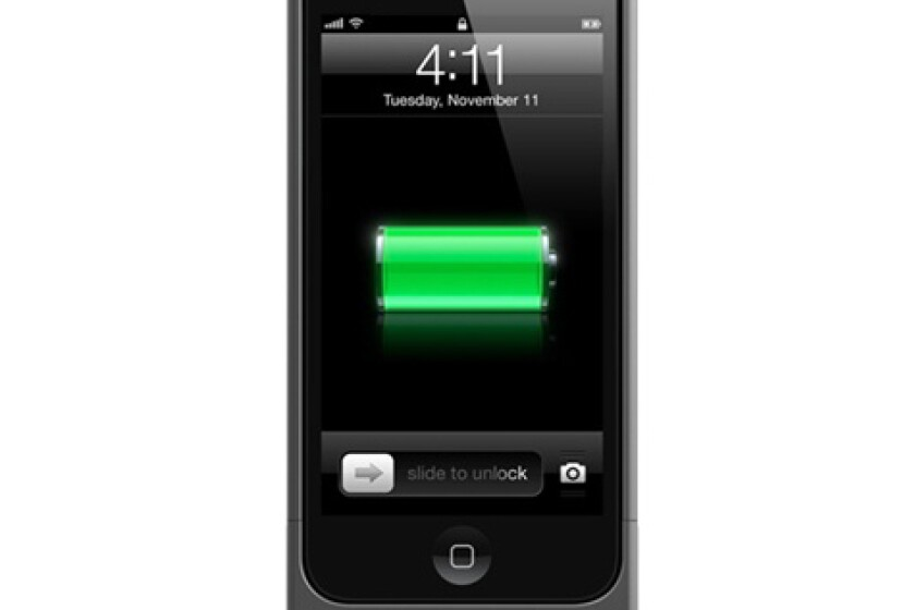 Mophie Juice Pack: Helium iPhone 5 Case