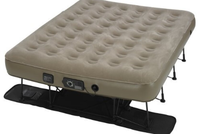 Insta-Bed EZ Bed Queen with NeverFLAT Pump