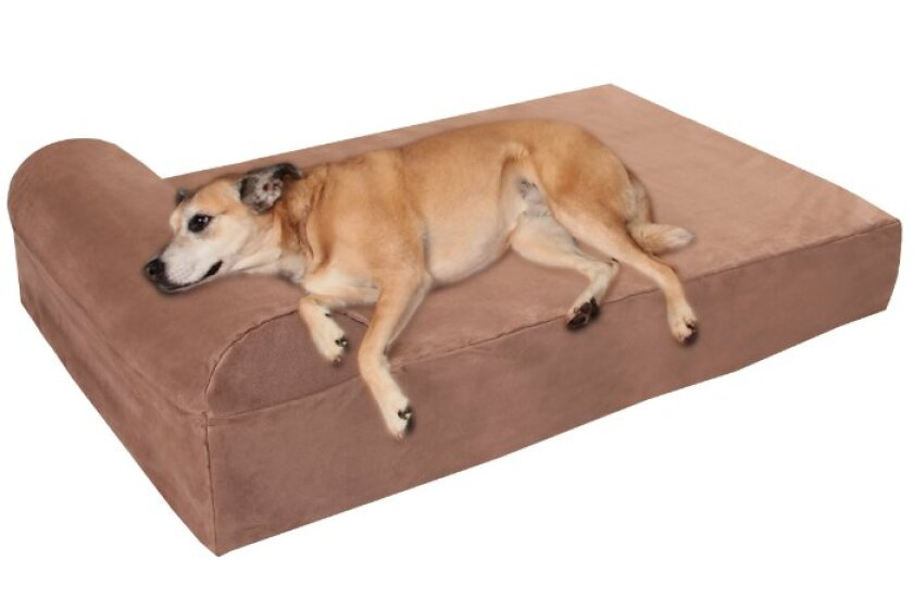 Big Barker Headrest Edition Dog Bed