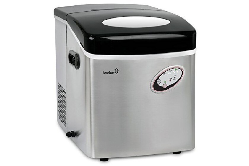 best Ivation Daily Capacity Counter Top Portable Ice Maker