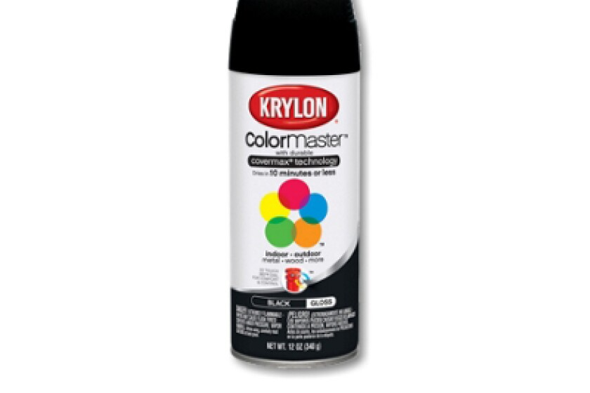 Krylon ColorMaster Enamel Paint