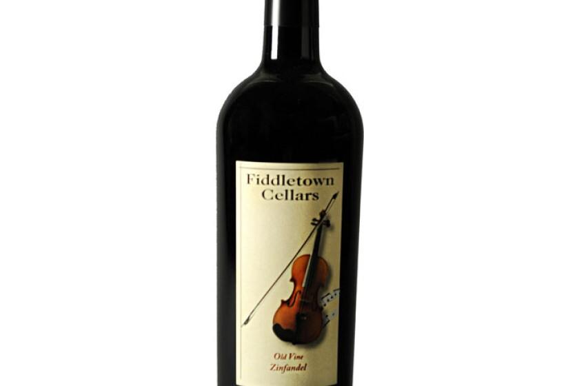 Fiddletown Old Vine Zinfandel '11